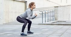This Tabata butt workout from trainer Kaisa Keranen will tone your booty, but it'll torch the rest of your body too—in just 4 minutes. Fast Workouts, Tabata Workouts, Fit Board Workouts, Running Workouts, Body Workouts, Body Weight Squat, Bum Workout, Weekend Workout, 30 Day Squat Challenge