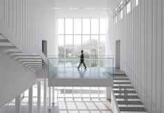 White Block Gallery / SsD White Block Gallery / SsD – ArchDaily