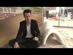Eric Geboers, The Salt Project | Building with Seawater in the Desert