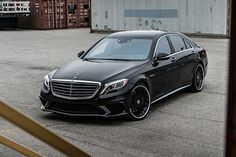 Mercedes Benz S Class On Andata