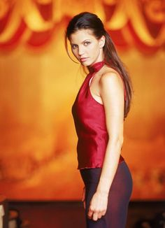 "Charisma Carpenter as Cordelia Chase from ""Angel"""