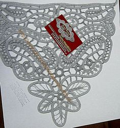 Romanian Lace, Point Lace, Needle Lace, Cupcakes, Shoulder Bag, Cards, Bruges, Lace, Embroidery