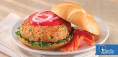 Tuna Bolder Burger