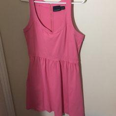 Never worn Pink Cythia Rowley Dress Super comfy and never worn!! Cynthia Rowley Dresses Midi