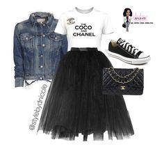 outfits to wear Cute Fashion, Trendy Fashion, Plus Size Fashion, Girl Fashion, Fashion Dresses, Fashion Looks, Womens Fashion, Mode Outfits, Skirt Outfits
