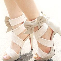 Heels with a sandle vibe