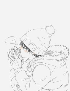 Image about boy in 〰Animation〰 by ➳ c a r i t o Anime, boy and manga picture Anime Drawings Sketches, Anime Sketch, Manga Drawing, Manga Art, Manga Anime, Art Drawings, Anime Art, Character Art, Character Design