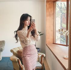 Pretty Korean Girls, Cute Korean Girl, Pretty Asian, Mode Ulzzang, Ulzzang Korean Girl, Girl Korea, Asia Girl, Heechul, Korean Photo
