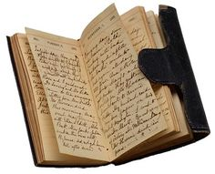 Charlotte Bronte's diary