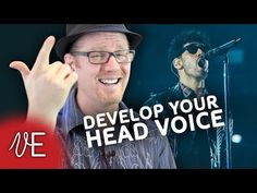 How to Sing with a STRONG HEAD VOICE: with singing exercises | #DrDan - YouTube