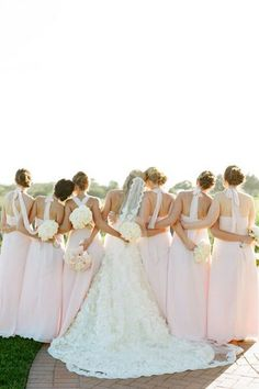 Wedding Photos With Your Bridesmaids 22