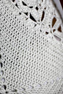 Granny Square Crochet Maxi Dress