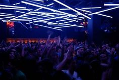 LISBON, PORTUGAL. Lux. A huge, multilevel club on the riverfront in Lisbon. Very cool. http://www.luxfragil.com/