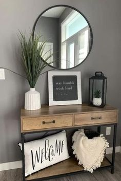 Living Colors, Paint Colors For Living Room, Living Room Grey, Living Room Decor, Livingroom Paint Ideas, Grey Wall Bedroom, Rustic Grey Bedroom, Gray Rooms, Bedroom Decor