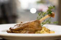 Duck Confit from French 101: 14 Essential French Foods to Know (Slideshow)