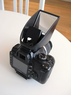Lightscoop- helps to prevent over flash shadows and keeps pics light and bright in dim lighting $29 at lightscoop.com
