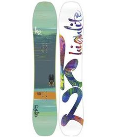 The K2 High Lite Snowboard is exactly what you ladies out there have been looking for in an intermediate/advanced level rider, whether it be shredding the Rockies in Colorado, or trashing the trees out east, this is exactly what you need for complete stability and control. The board features a Tapered Backside Hyper Progressive shape that allows max stability and control during your ride. The K2 High Lite Snowboard also features a flattened out tail that allows for not only more stability…