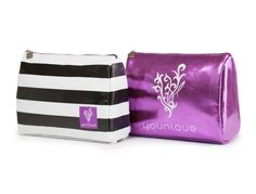 your choice our all new make up bags Free with collections, Younique By Tammy Sutcliffe
