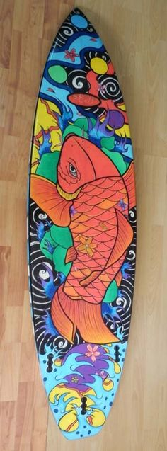 A new to-do....Surfboard paint with paint pens  http://www.saltwater-dreaming.com/repair-surfboards/paint-surfboard.htm#