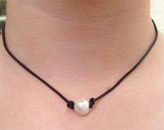 Perla de agua dulce pulsera de perlas por theamericanpearlco