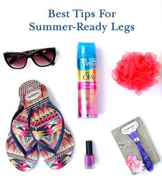 Summer-Ready Legs
