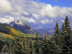 """""""Fall Meets Early Winter"""" Photo Credit: Nate Page"""