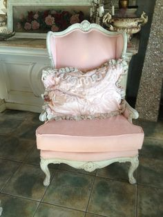 passion pink, idea, decor touch, chairs, velvet wing, pink boudoir, pink thing, fanci chair, pink velvet