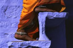 Feet of the world ~ Jodhpur, Rajasthan, India