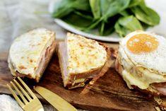 Croque Madame og Croque Monsieur Nigella Lawson, Sandwiches, Madame, Bon Appetit, Camembert Cheese, Food, Pizza, Croque Monsieur, Essen