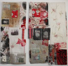 Featured textile artist Cas Holmes: To do different - TextileArtist.org
