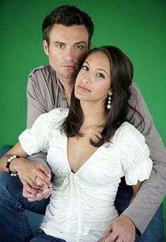 Cane and Lily (Young and the Restless)