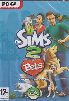The Sims 2 Pets Expansion Pack - PC Electronic Arts https://www.amazon.com/dp/B000GPXS94/ref=cm_sw_r_pi_dp_x_MU2iybKRMM99R