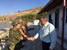 Απόστρατοι Αξιωματικοί Αεροπορίας : ΥΠΕΘΑ: Ενισχύει με στρατό τα βόρεια σύνορα Blog