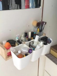 You ll have space for this simple  8 makeup organizer You ll have space for this simple  8 makeup organizer - IKEA Hackers