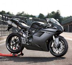 Gun metal - Ducati 848