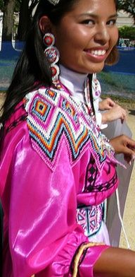 Choctaw-she is so beautiful.