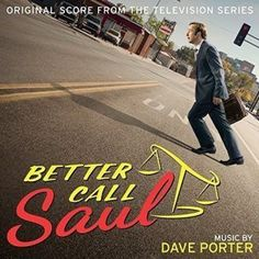 Better Call Saul: Original Score From The Television Series 1 & 2 Limited Edition Colored 180g Import Vinyl LP June 16 2017 Pre-order