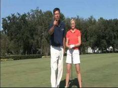 Free Women's Golf Tips : Fairway Woods Golf Tips