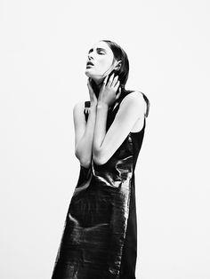 Photographer Alessandro Dal Buoni Stylist Claudia Carretti Model Franzi Mueller