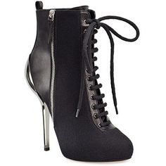 OOOK - Vicini - Guiseppe Zanotti Shoes 2012 Fall-Winter - LOOK 40 | TookLookBook