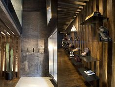 Proenza Schouler flagship store by Adjaye Associates, New York store design