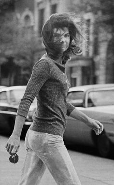 "Jacqueline Kennedy-Onassis. (Ron Galella, ""the godfather of the U.S. paparazzi culture"")"