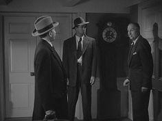 The Asphalt Jungle , 1950, Film Noir,  Sterling Hayden,  Sam Jaffe,  Louis Calhern