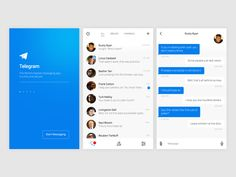 Telegram iOS app redesign—Daily UI designed by Andrey Khorolets. Connect with them on Dribbble; Mobile Design Patterns, Ui Design Mobile, Ios App Design, Telegram App, Virtual Card, Ios Ui, Mobile App Ui, Daily Ui, Ui Inspiration