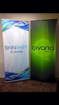 Louis Berk - Very excited to be showing off our revolutionary system Skinshift by Qivana that utilizes your genetic blueprint to build a personalized skin care regimen.