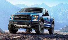 Ford Raptor Spy Shot 2017 Model on Behance