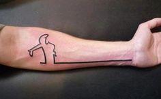 la linea tattoo - Google zoeken