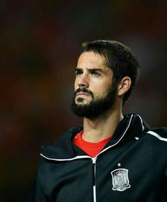 Isco Alarcon of Spain looks on before the start of the UEFA Nations League A group four match between Spain and Croatia at Manuel Martinez Valero Stadium on September 2018 in Alicante, Spain. Get premium, high resolution news photos at Getty Images Isco Real Madrid, Isco Alarcon, Sports Images, That Look, Football, Alicante Spain, September 11, Soccer Players, Terra