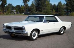 1965 PONTIAC GTO 2 DOOR HARDTOP - Barrett-Jackson Auction Company