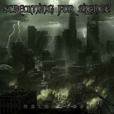 Screaming For Silence (Album Review) on crypticrock.com